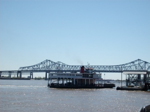 The Mississippi, New Orleans
