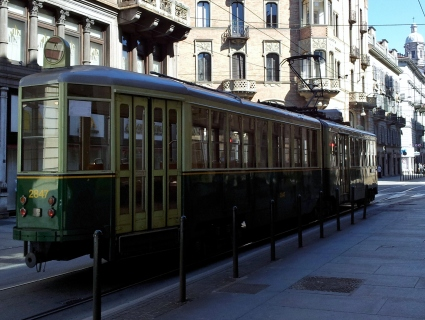 The #7 tram