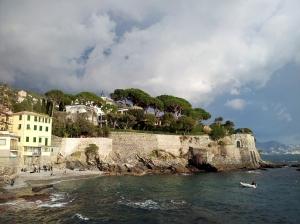 Near Nervi, a quartiere of Genova