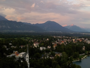 This is why you want to go to Bled.