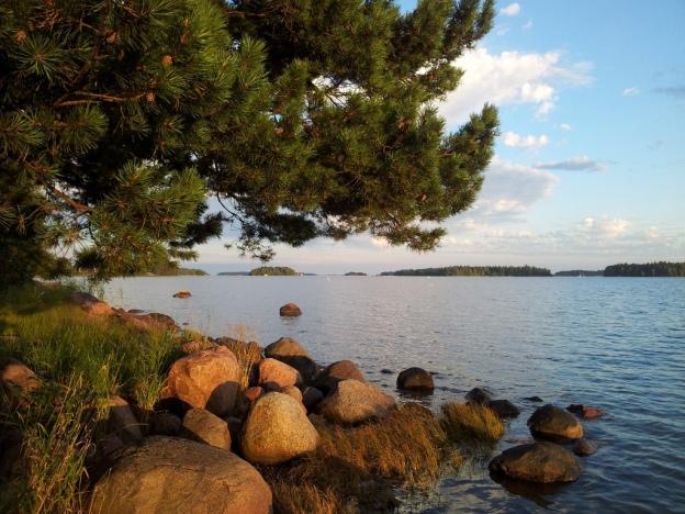 Shore near Espoo, Finland