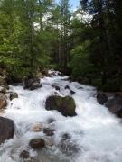 Cascade in vallee Etroite