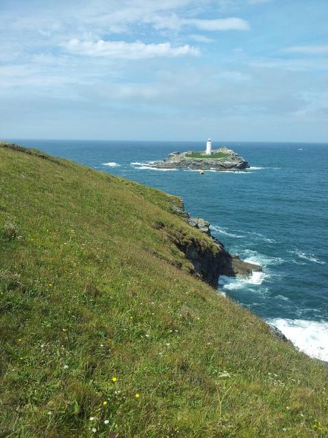 Godrevy Island, Cornwall
