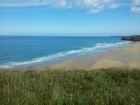 Watergate Beach, Newquay