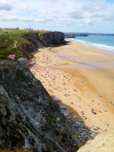 Watergate Beach, Newquay