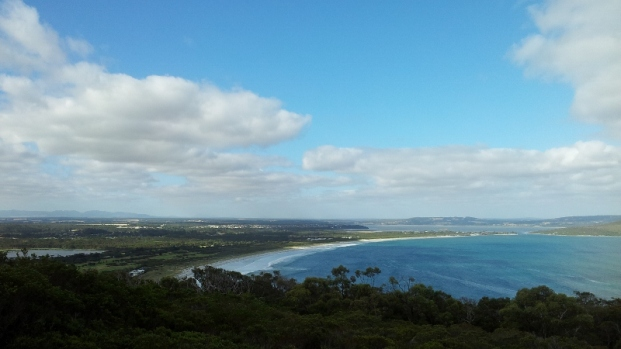 View over Middleton Beach, Albany, Australia